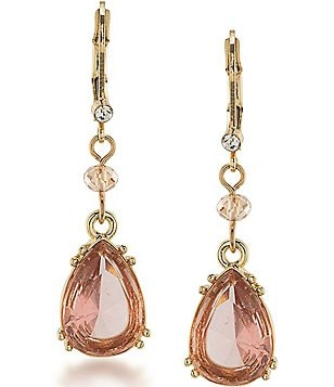 Carolee Cosmopolitan Club Double-Drop Earrings