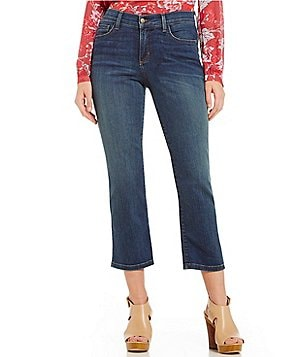 NYDJ Marilyn 5-Pocket Relaxed Capri Jeans