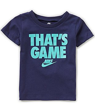 Nike Baby Boys 12-24 Months That´s Game Short-Sleeve Tee