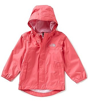 The North Face Little Girls 2T-4T Tailout Hooded Rain Jacket