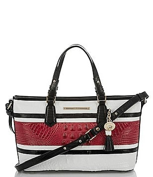 Brahmin Lovina Collection Mini Asher Tote