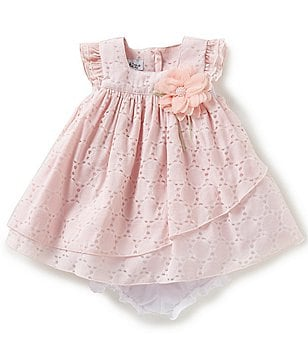 Pippa and Julie Baby Girl Dresses