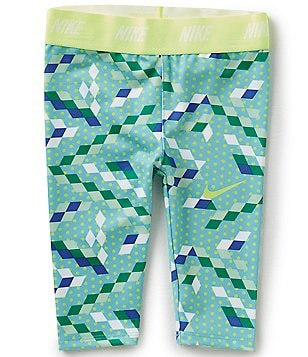 Nike Little Girls 2T-6X Dri-FIT Sport Capri Leggings