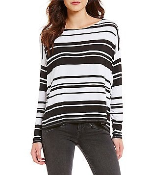 Guess Bre Long Sleeve Boxy Top