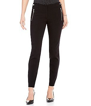 MICHAEL Michael Kors Tapered Leg Miranda-Fit Pants