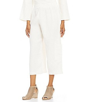Bryn Walker Casbah Ankle Pull-On Pants