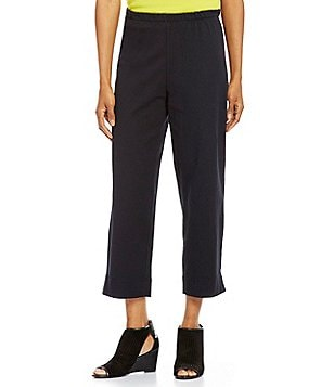 Bryn Walker Crop Pull-On Pants