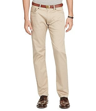 Polo Ralph Lauren Big & Tall Classic-Fit Stretch Sateen Pants