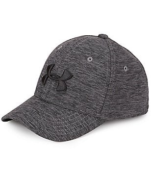 Under Armour Big Boys 8-20 Boys UA Embroidered Logo Twist Closer Hat