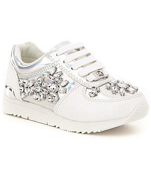 MICHAEL Michael Kors Girls´ Allie Cori Jeweled Sneakers