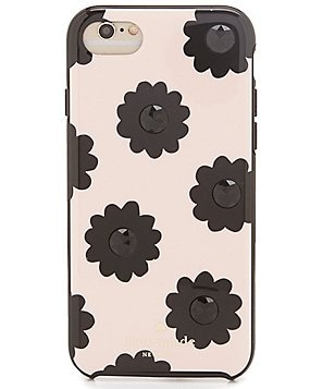 kate spade new york Jeweled Brush Floral iPhone 7 Case