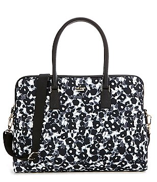 kate spade new york Garden Floral Laptop Satchel