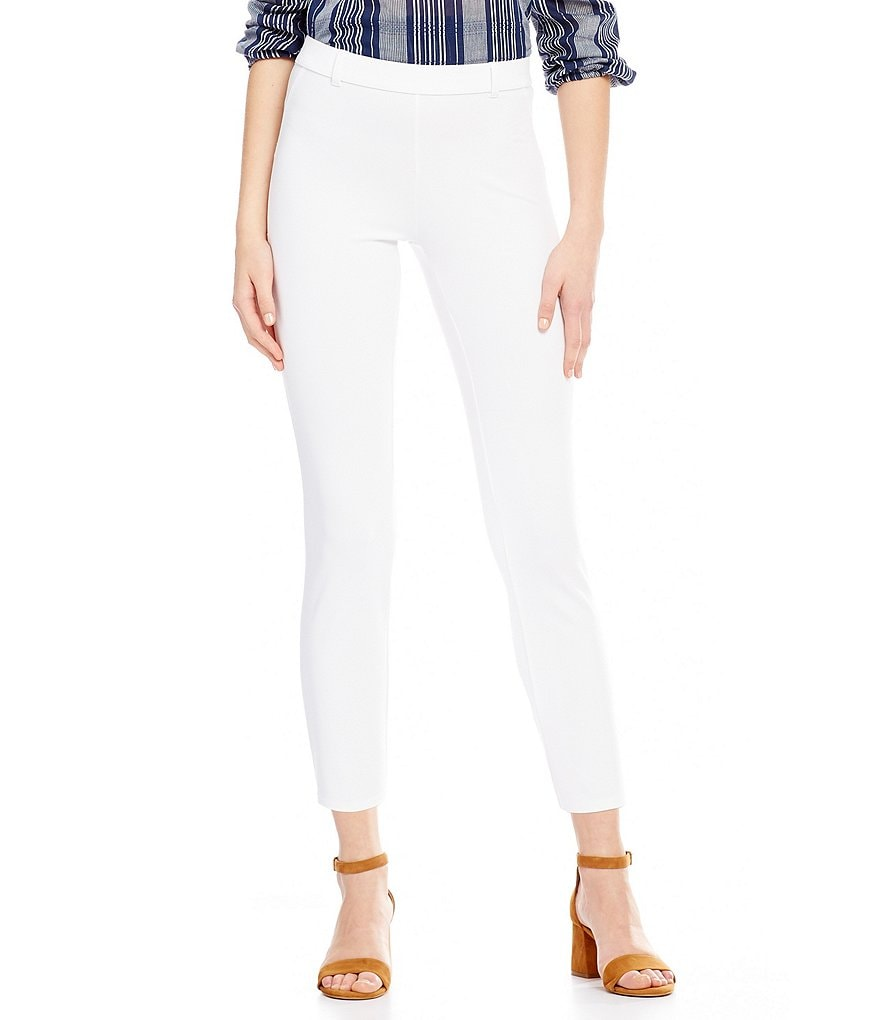 HUE Cropped Leggings
