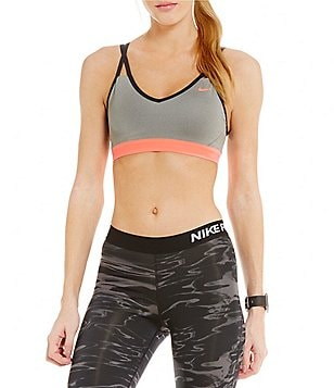 Nike Pro Indy Strappy Medium-Impact Sports Bra