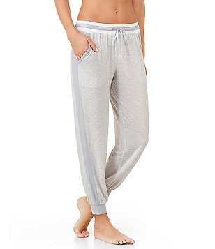 DKNY Color Block Jersey Jogger Lounge Pants