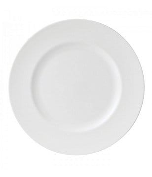 Wedgwood White Bone China Salad Plate