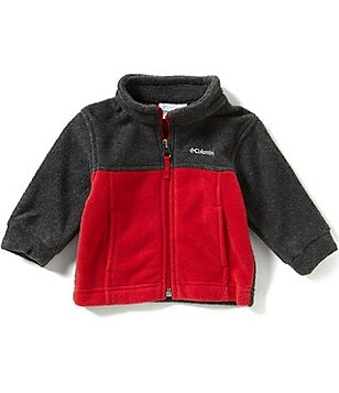 Columbia 3-24 Months Steens Mt. II Color Block Fleece Jacket