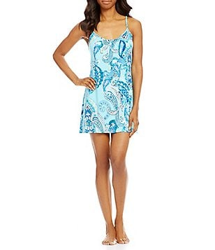In Bloom by Jonquil Sea Ridge Paisley Chemise