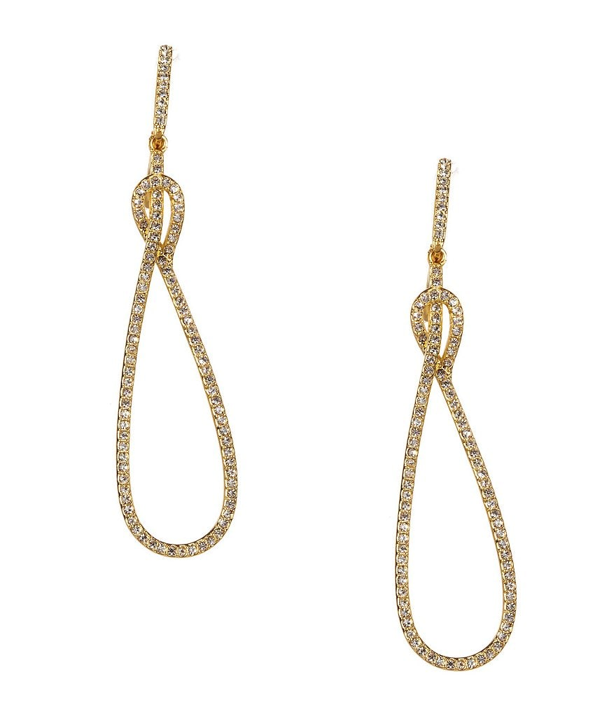Nadri Lupita Pavé Drop Earrings