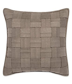 candice OLSON Essence Woven Strip Square Pillow
