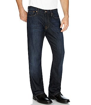 Lucky Brand Jeans 361 Vintage Straight-Leg Jeans