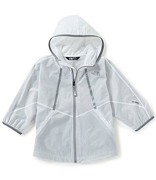 The North Face Big Girls 5-18 Flyweight Kimono-Sleeve Capelette Jacket