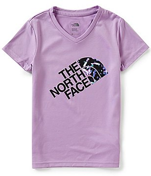 The North Face Big Girls 5-18 Short-Sleeve Reaxion Tee