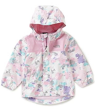 The North Face Little Girls 2T-4T Tailout Rain Jacket