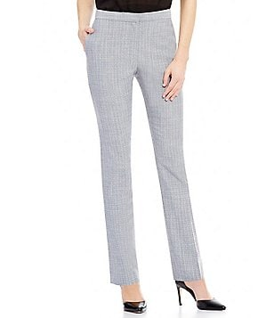 Antonio Melani Adela Crosshatch Suiting Pant