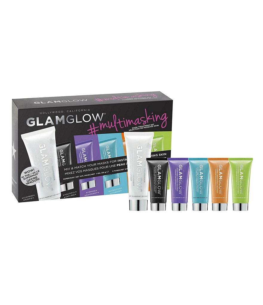 GlamGlow Multimasking Mask Treatment Set