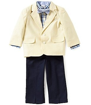 Class Club Little Boys 2T-7 4-Piece Suit Set