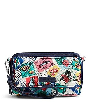 Vera Bradley RFID All in One Cross-Body Bag