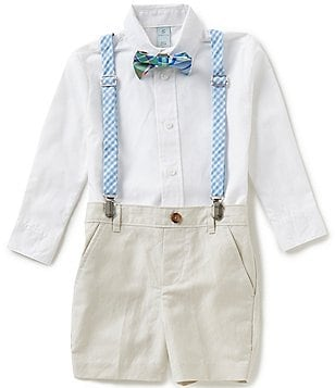 Class Club Little Boys 2T-7 4-Piece Set
