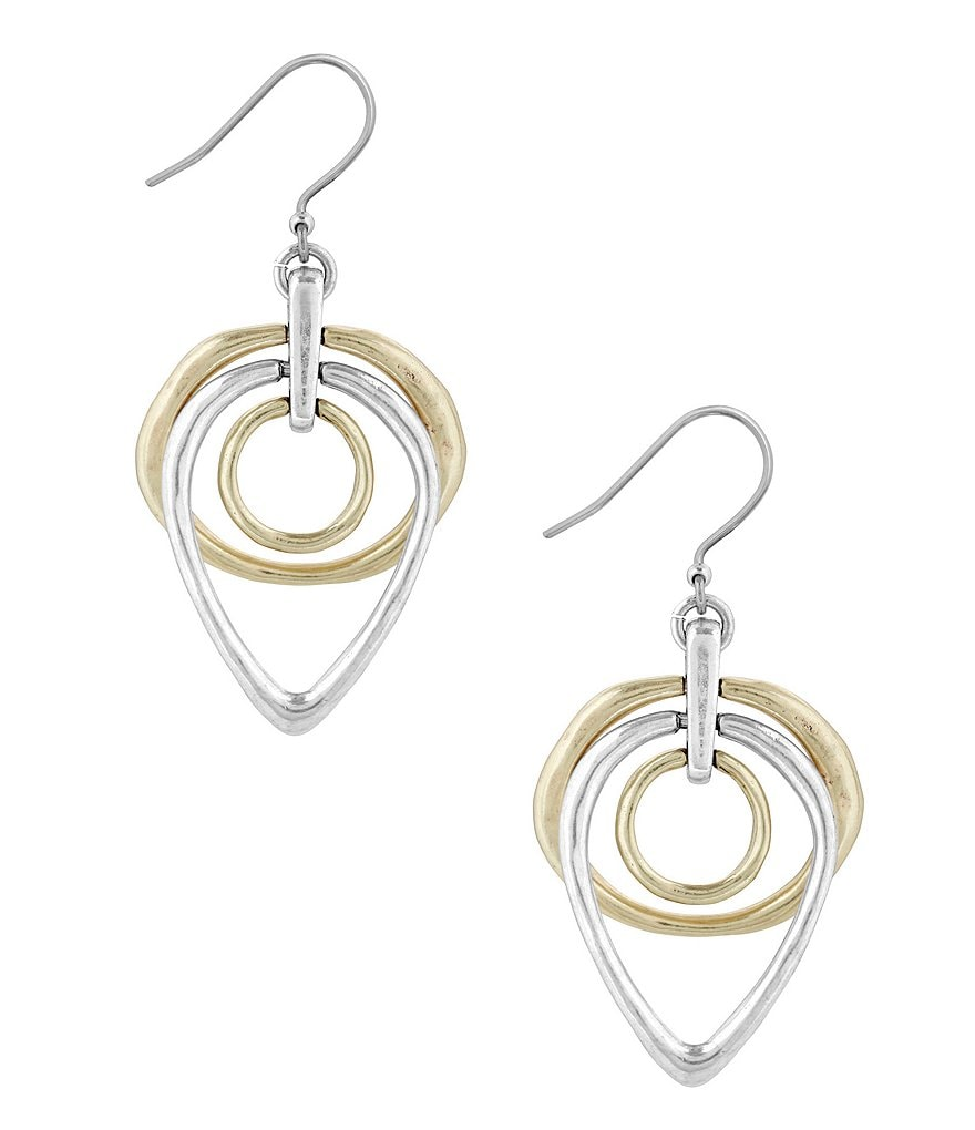 Lucky Brand Orbital Trio Earrings