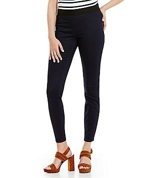 Cremieux Betty Denim Pull-On Skinny Pant