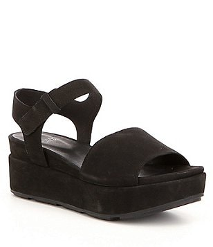 Eileen Fisher Jasper Platform Sandals