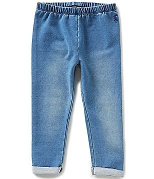 Joules Baby/Little Girls 12 Months-3T Minnie Denim Leggings