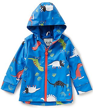Joules Little Boys 1-6 Skipper Dinosaur-Print Jacket
