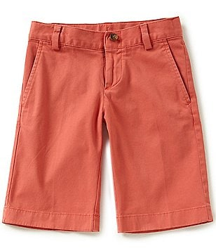 Brooks Brothers Little/Big Boys 4-20 Washed Flat-Front Chino Pants