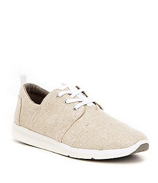 TOMS Del Ray Linen Sneakers