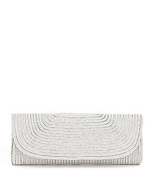 Adrianna Papell Sharon Metallic Cord Clutch