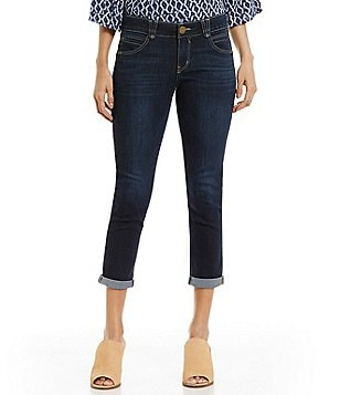 Democracy AB Solution Ankle Skimmer Jeans
