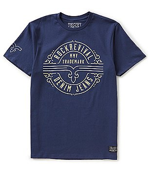 Rock Revival Rock Postage Tee