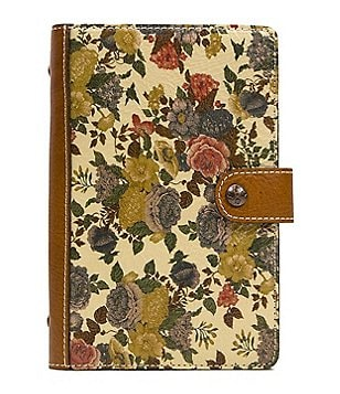 Patricia Nash Denim Fields Collection Chieti Floral Journal