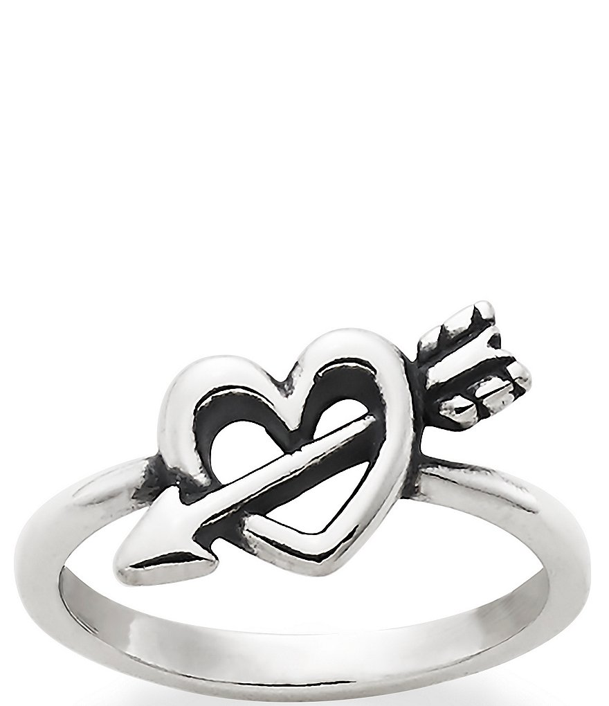 james avery wedding bands James Avery Love s Arrow Ring