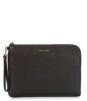 MICHAEL Michael Kors Large Zip Clutch