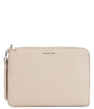MICHAEL Michael Kors Large Tech Zip Clutch