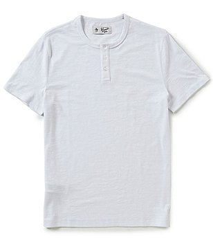 Original Penguin Bing Short-Sleeve Henley Shirt