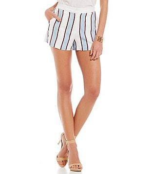 Gianni Bini Maxwell Stripe Short