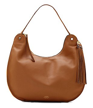 Vince Camuto Chana Tasseled Hobo Bag
